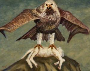eagle lamb