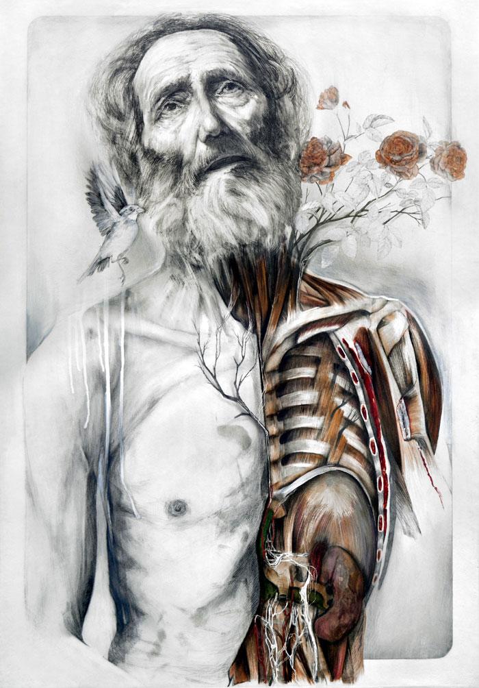 Magnífico Anatomía Del Arte Composición - Anatomía de Las ...